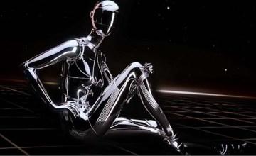 Louis Vuitton Space Travel of a Digital Girl