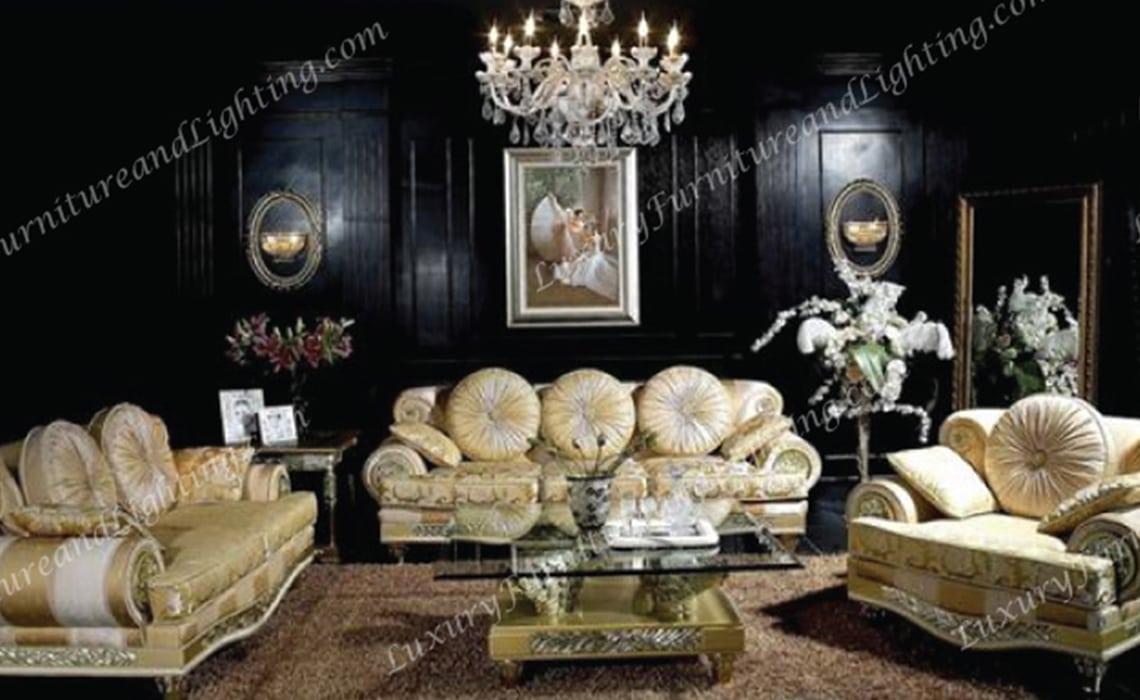 Italian Style Furniture | Luxury Italian Style Dining Chairs Hand ...