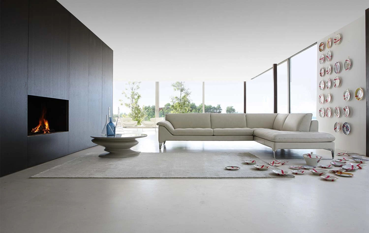 Roche Bobois Outlet The Sofa Is Modular 39improviste Roche Bobois Luxury