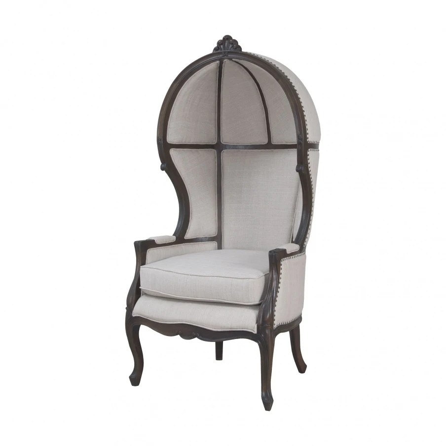 King Chair Sessel Sessel King Chair In Heritage Grey Stain Guild Master