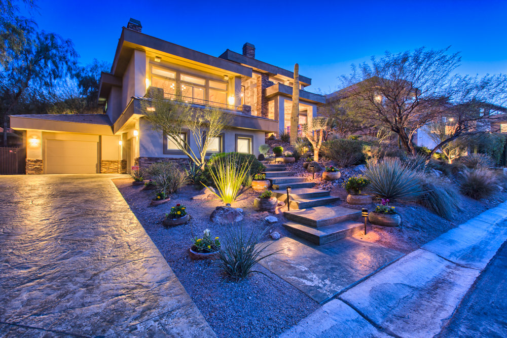 las vegas luxury homes
