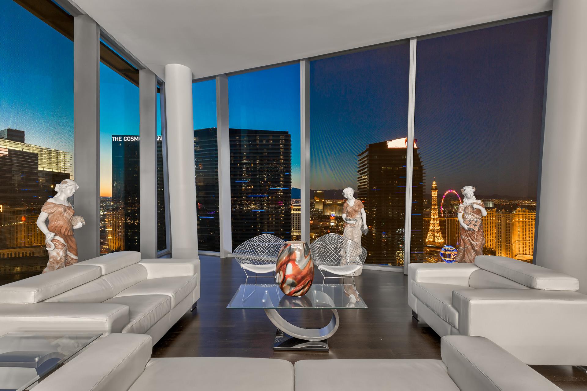 Veer Towers Las Vegas Unit 3601