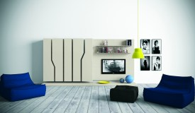Practical storage ideas make a stylish statement!