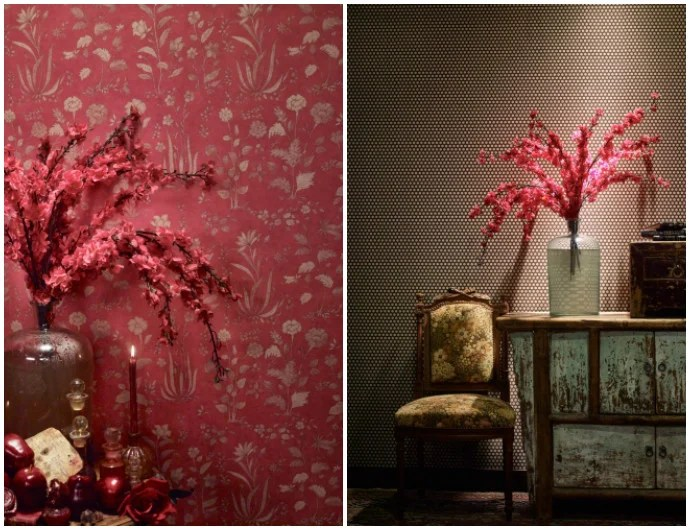 Sabyasachi Launches A Luxurious Line Of Wallpapers With