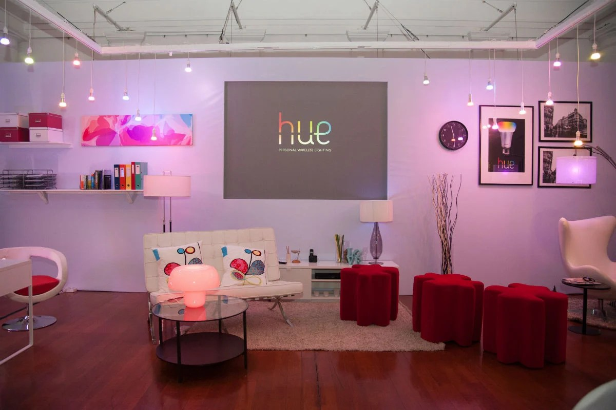 Led Philips We Test The Philips Hue Led Bulbs To See Just How Colorful