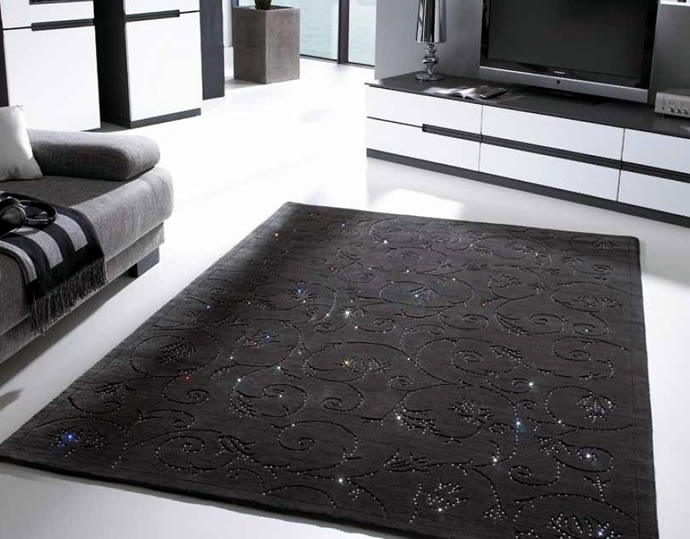 Walk On Stars With The Swarowski Studded Carpet Collection