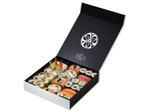 Kate Moss Will Put Up Special Gourmet Box For Sushi Shop