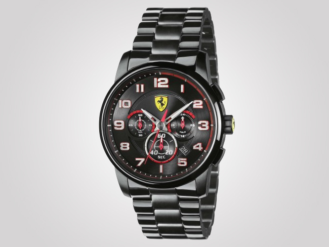 Chronograph Watches Scuderia Ferrari Orologi Line Of Watches Are Available