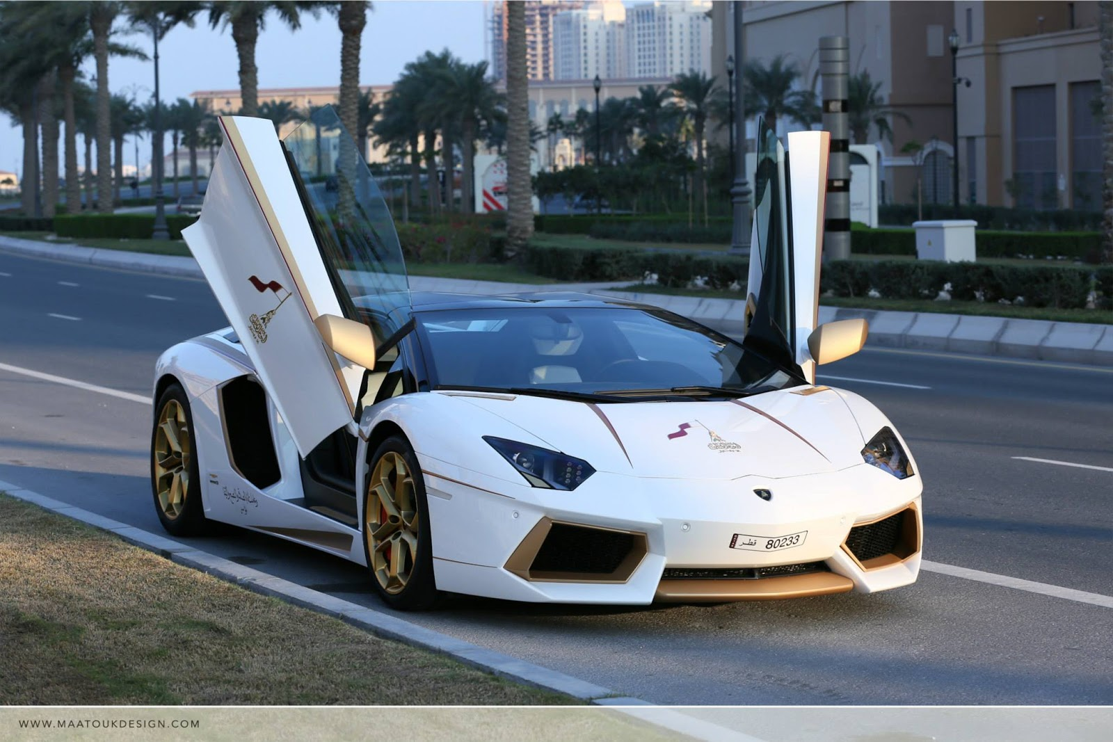Luxury Car Pictures Wallpaper Meet The One Off Gold Plated Lamborghini Aventador