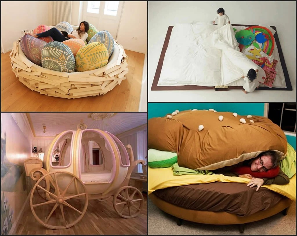 Kid Fun Bed Five Innovative And Fun Beds For Children