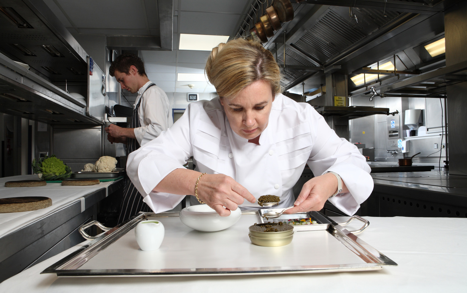 Cocoa Butter Hélène Darroze Is The Best Female Chef For 2015
