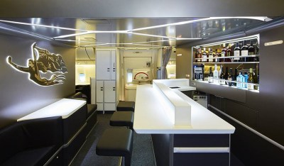 Inside Virgin Australia's new trendy and luxurious business class