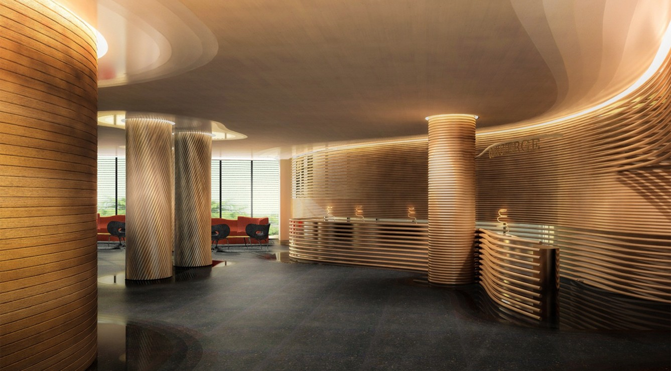 Ron Arad The Watergate Hotel, Washington Reopens Its Doors With A