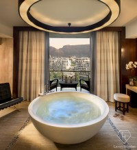 25 coolest hotel bathrooms in the world (2016)