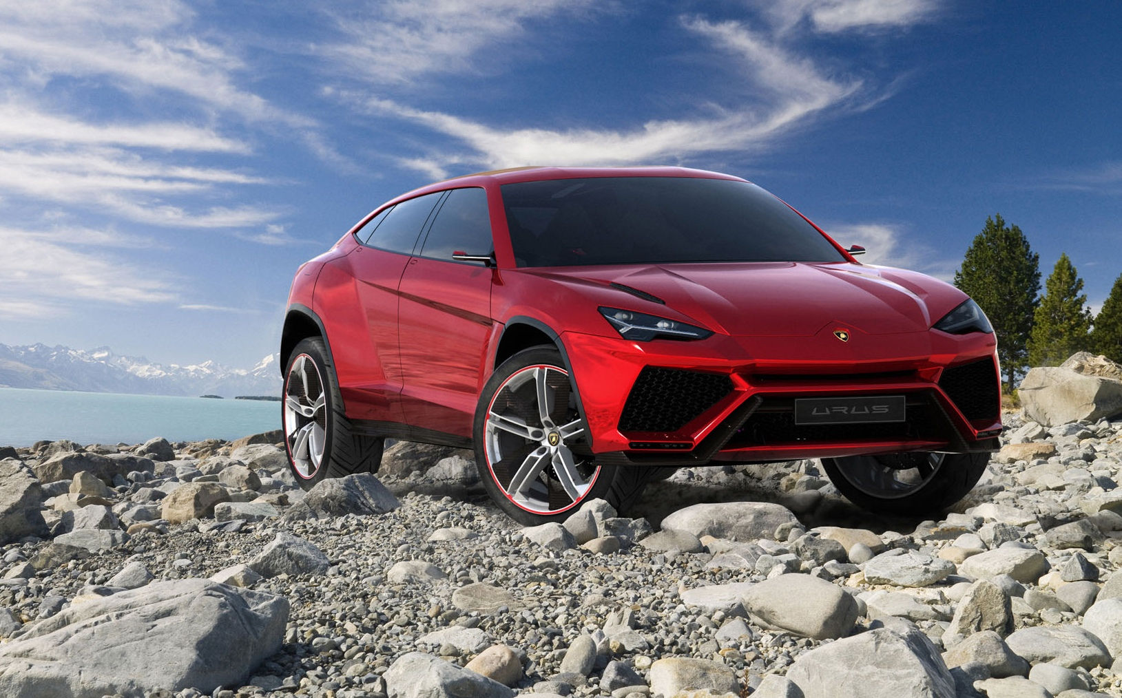 Lamborghini Geländewagen Lamborghini Betting Big On The Urus Expects Sales To Double After