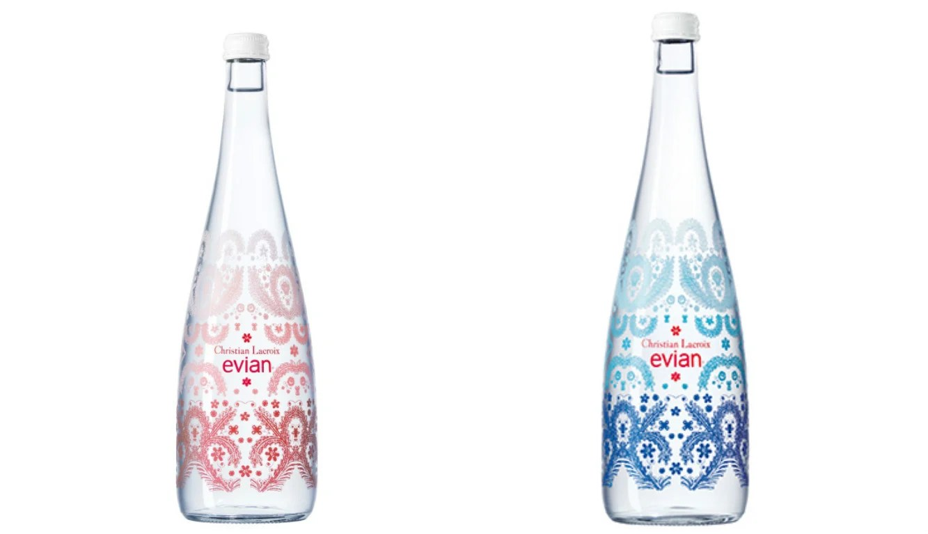 Project Cars Wallpaper Red Christian Lacroix And Evian Celebrate Their 10th