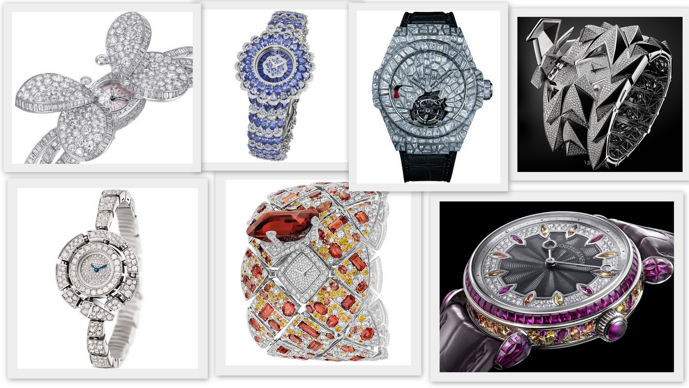 Ll Picks The 7 Best Jewelry Watches Of 2016 Grand Prix