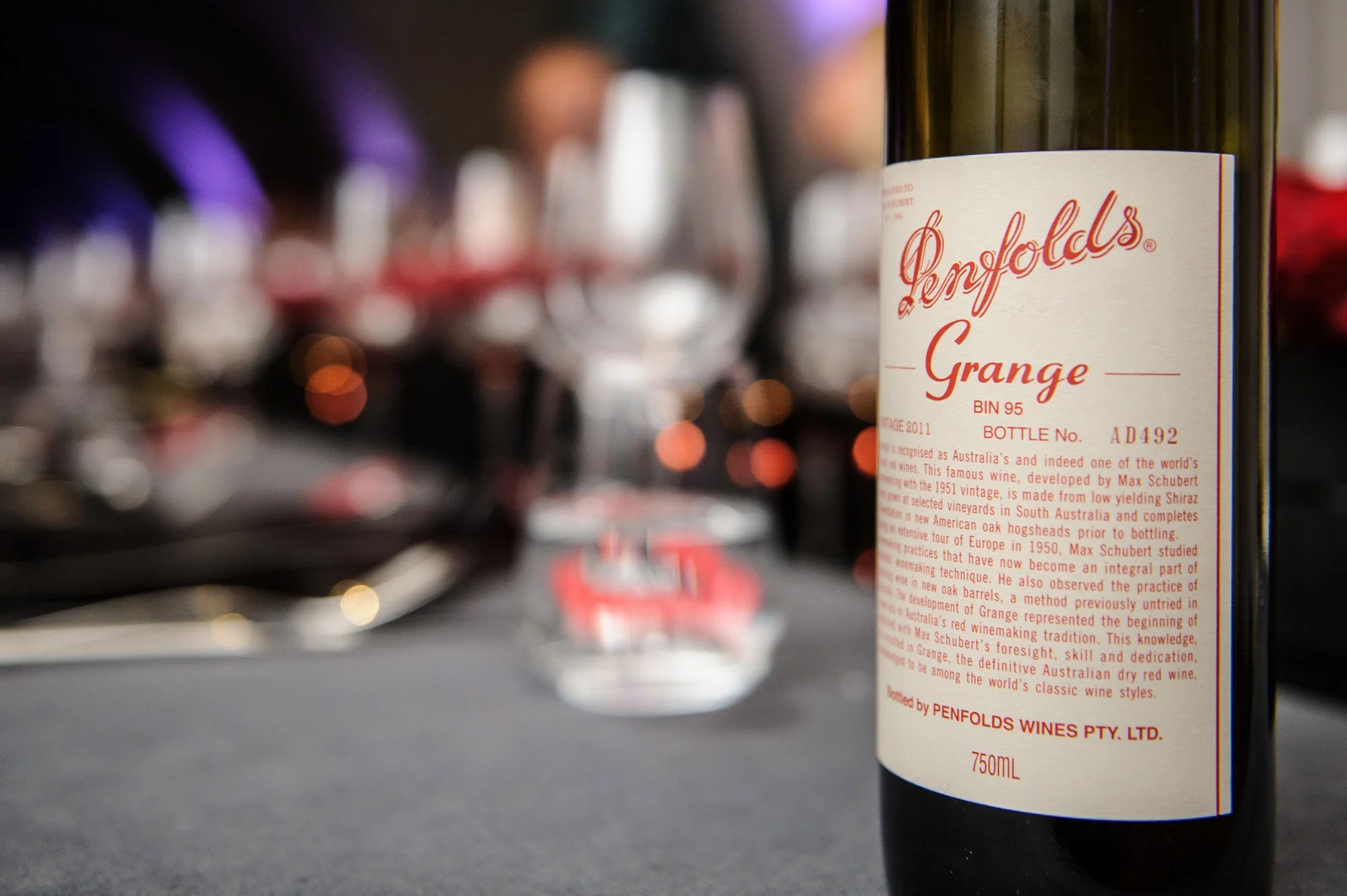 Penfolds Has Partnered With Nat Geo To Tell You Rich