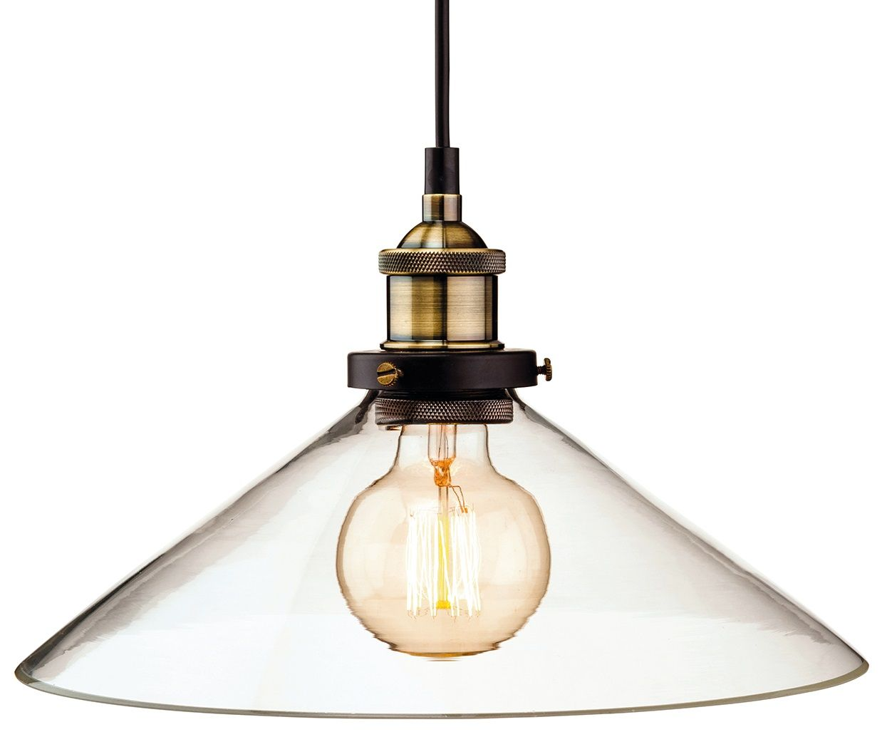 Light Pendants Firstlight Empire 3473 Single Light Pendant 3473ab