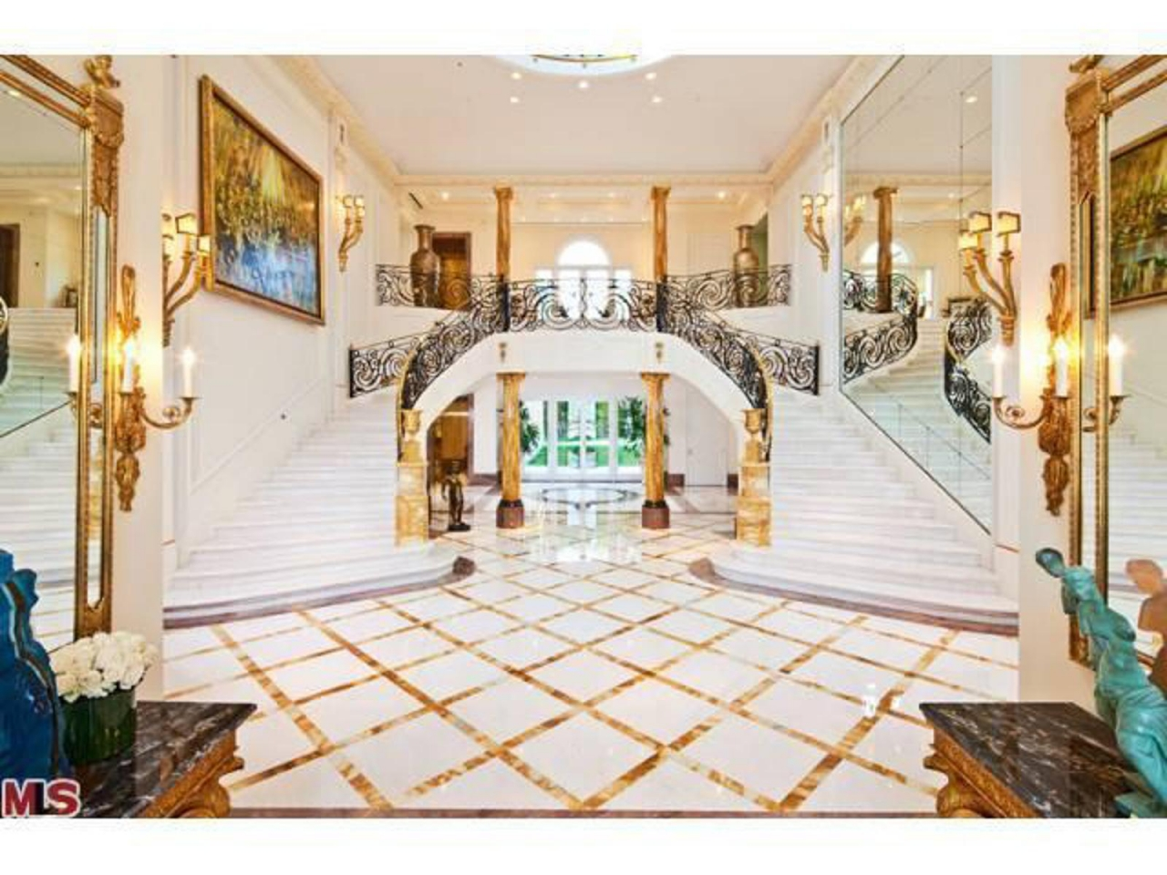 Bel Air Mega Mansion For Sale Americas Most Expensive Homes For Sale Luxury Pictures