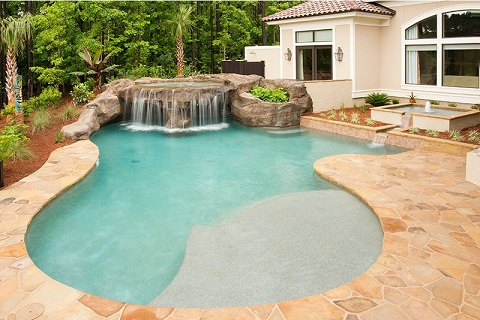 Pool Finishes Luxury Pools Outdoor Living