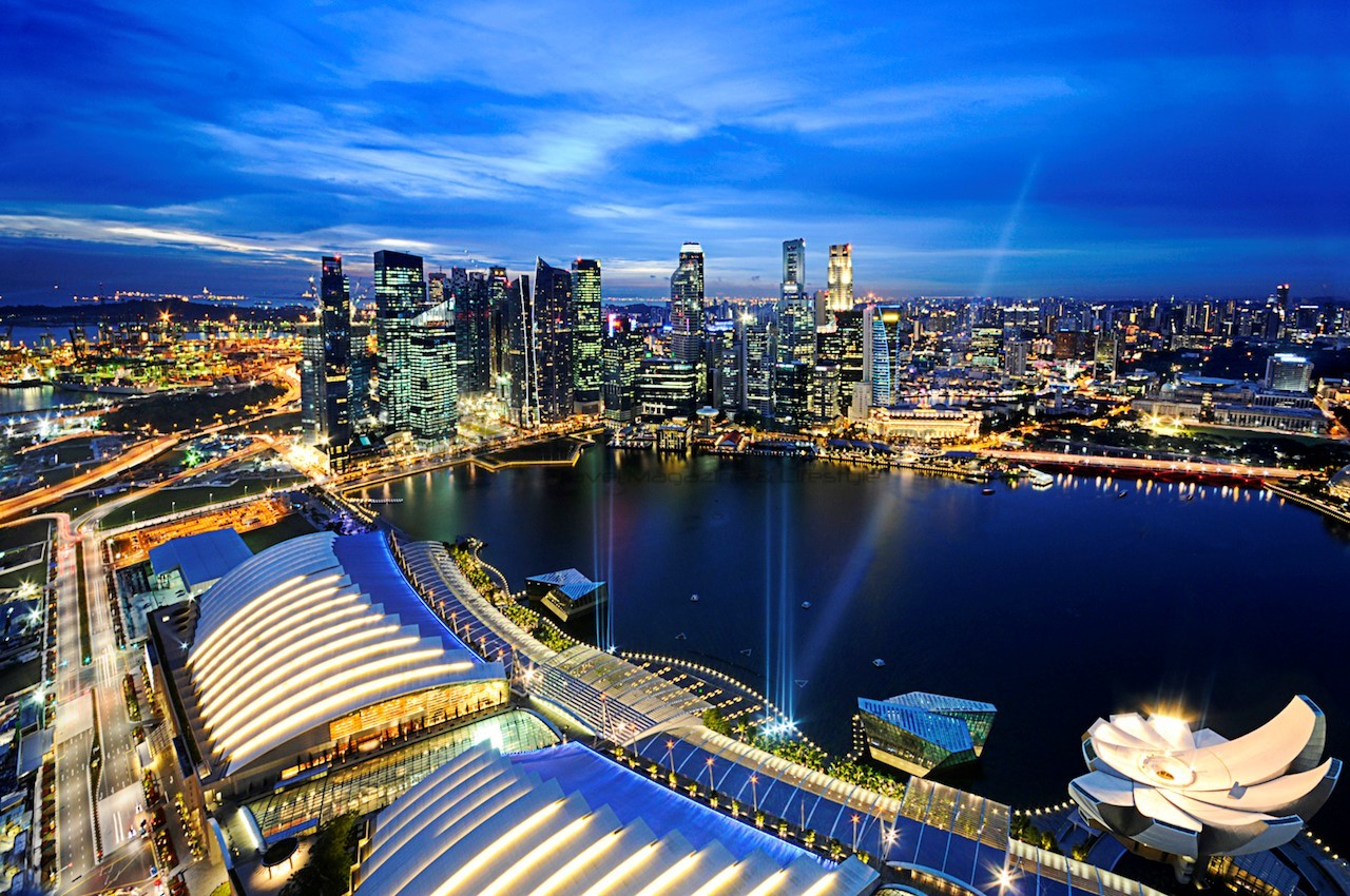 Marina Bay Sands Singapore Marina Bay Sands Singapore Outstanding Luxury Hotel