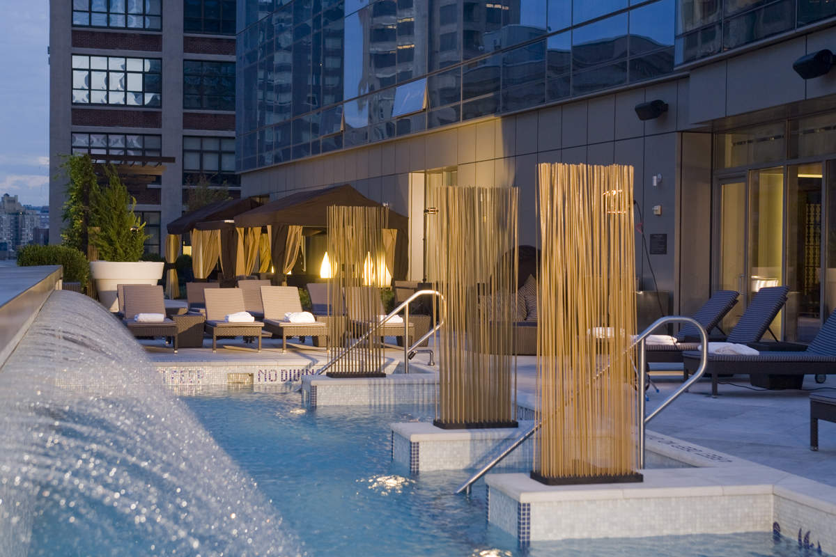 Sojo Spa Hotel Do A Spa In New York At Trump Soho Hotel Spa Luxury Travelers Guide