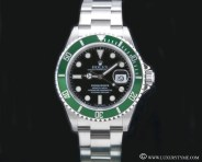 Review of the Rolex Submariner 16610LV:  The 50th Anniversary Submariner