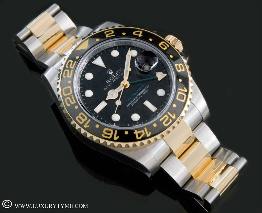 Review the rolex gmt master ii 116713 ln 116710 ln luxury tyme the rolex reference page for Rolex gmt master