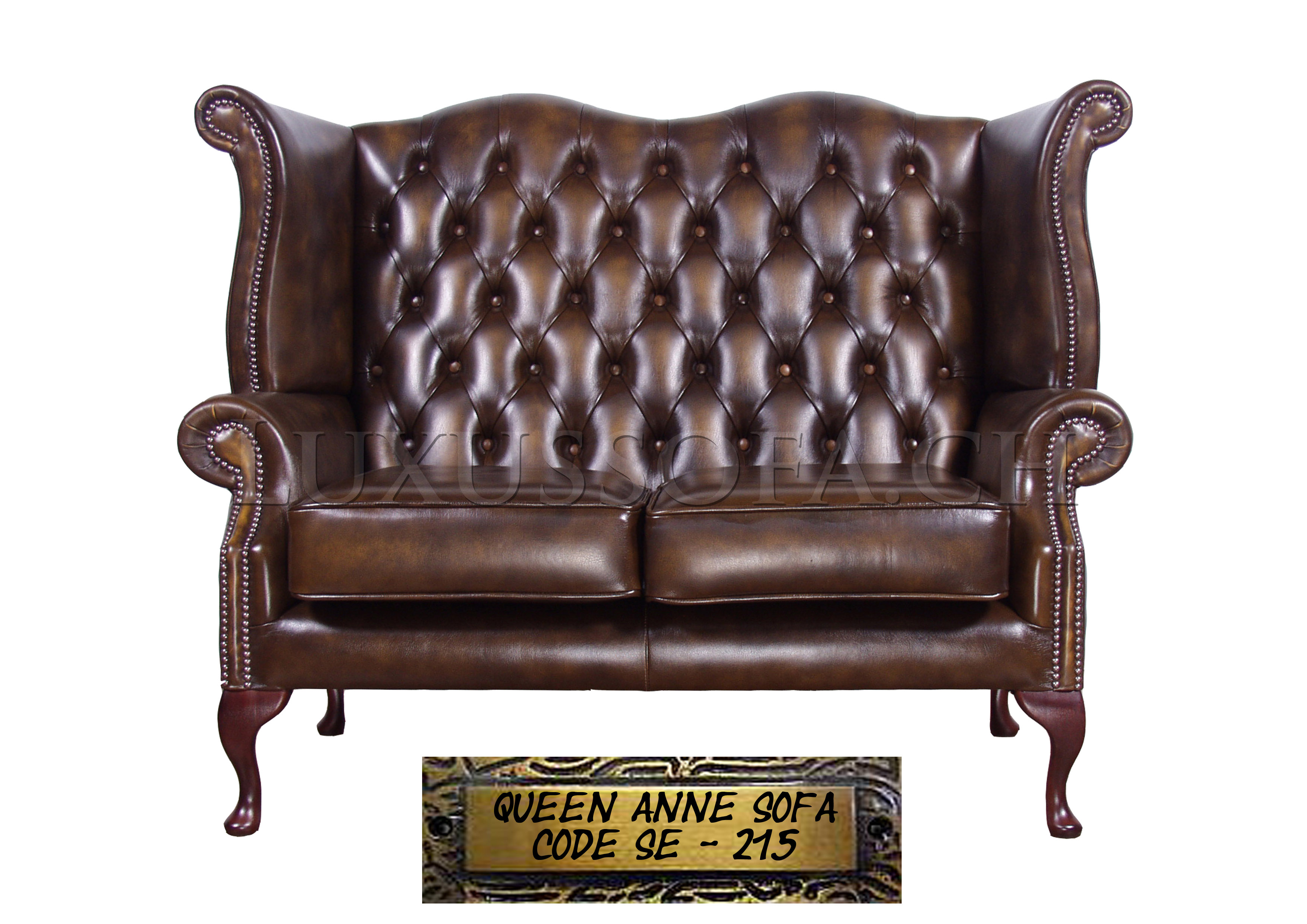 Queen Anne Sessel Chesterfield Sofa Ch Sofas Sessel Stühle Polstermöbel