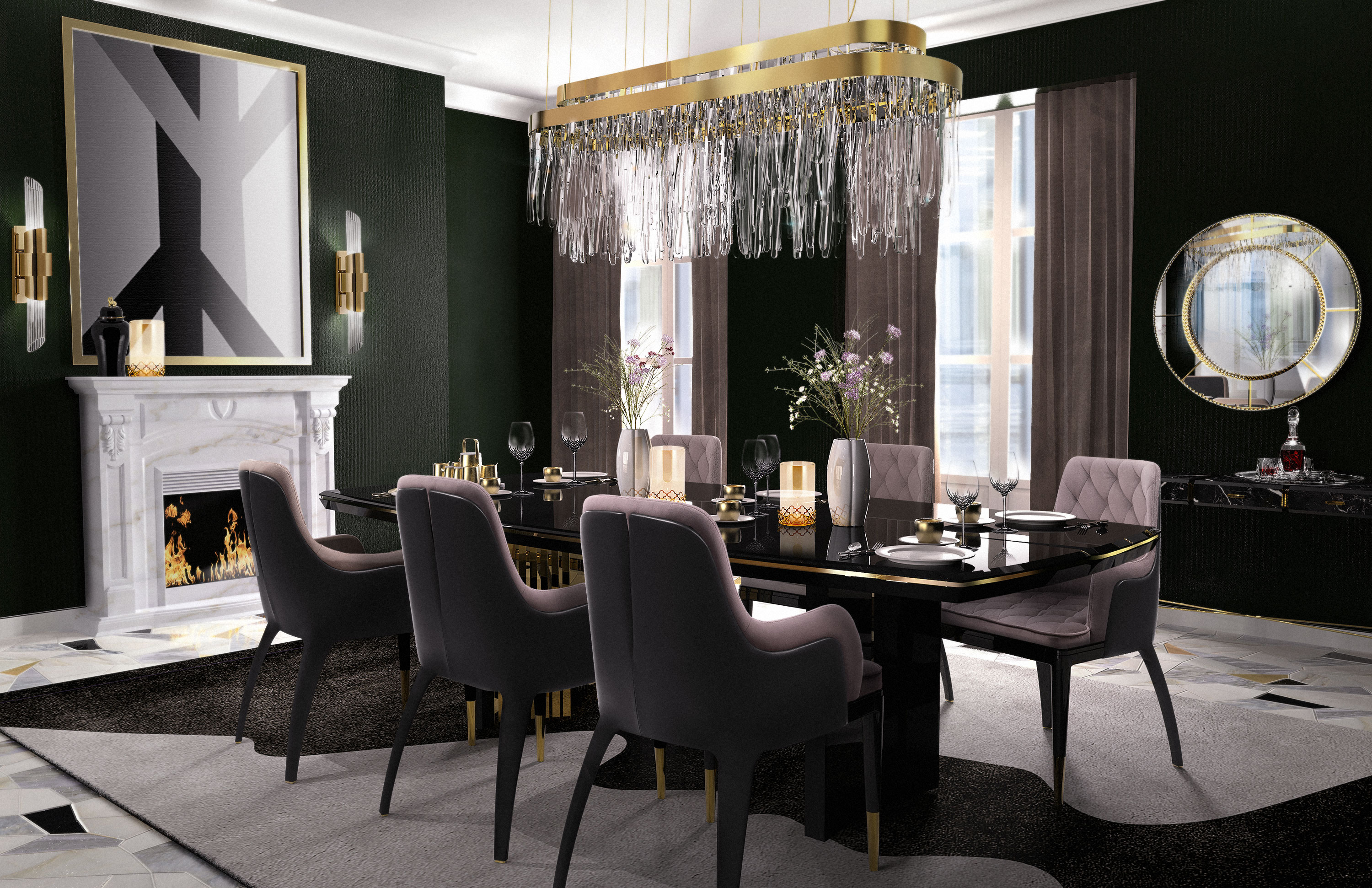 Dining Room Ideas Blog Elegant Dining Room Ideas You Have To Use This Fall