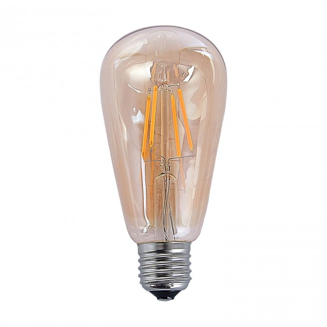 Bombillas Led Decorativas Bombilla Filamento Decorativa Led E27 4w 2300k