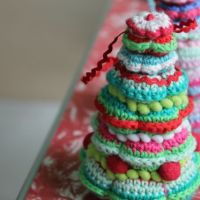 10 of the Best Crochet Christmas Trees!