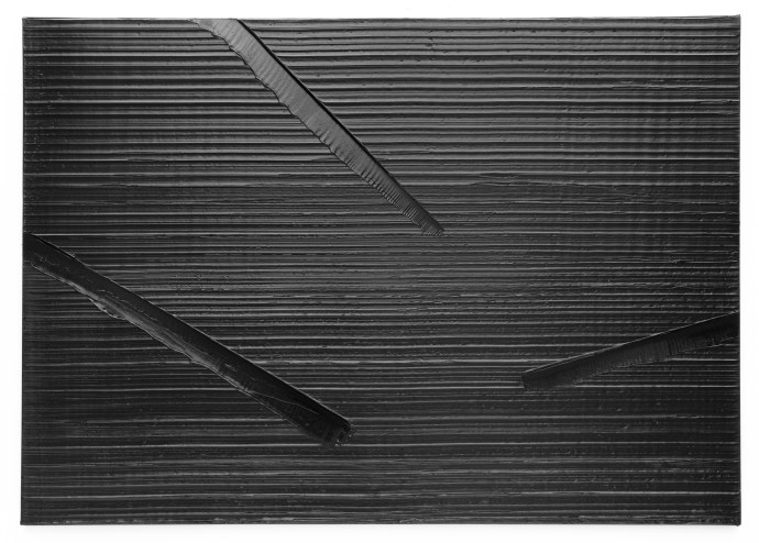 FIAC - Pierre Soulages