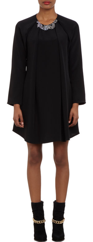 3.1 PHILLIP LIM Beaded A-Line Dress $696 now $279