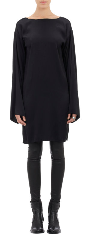 ANN DEMEULEMEESTER Tunic Dress $745 now $299