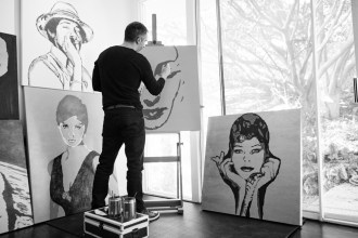 The Surgeon and the Artist, LVBX Magazine