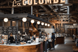 A Coffee Story: Meet La Colombe