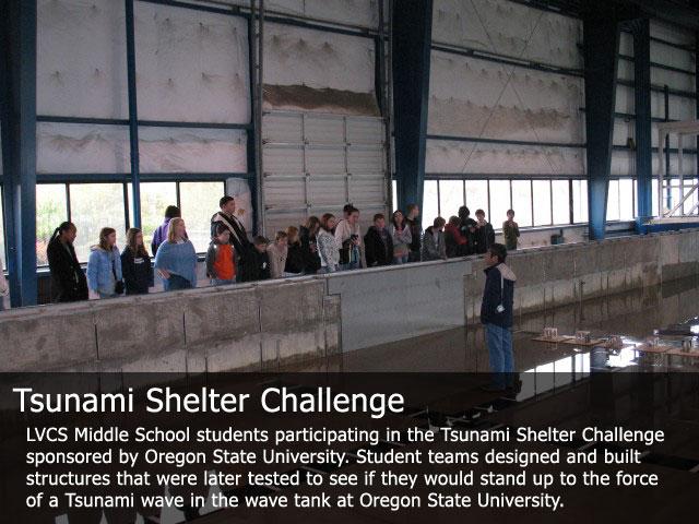 Tsunami Shelter Challenge