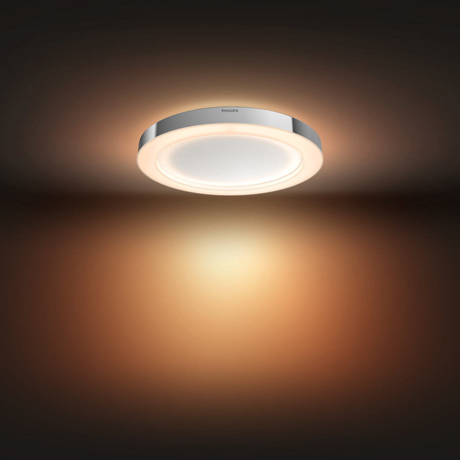 Philips Hue White Ambiance Adore Bad Deckenlampe Lampenwelt At