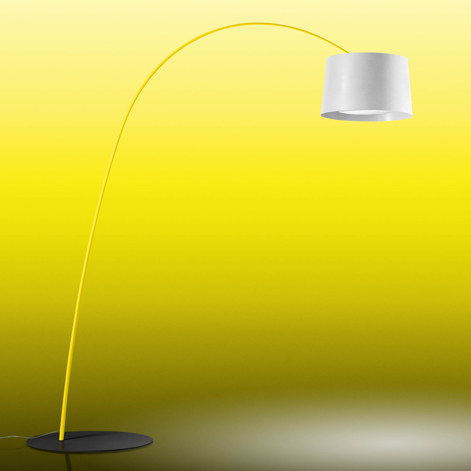 Foscarini Twiggy Be Colour Led Bogenlampe Dimmbar Lampenwelt At