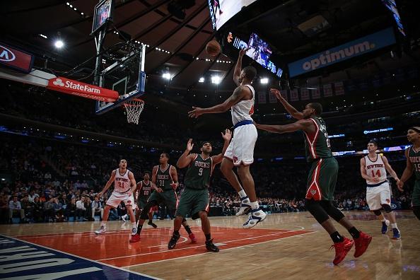 New York Knicks 2018 Depth Chart - LWOSports