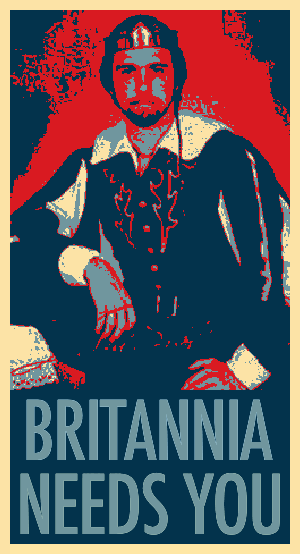 Britannia Needs You
