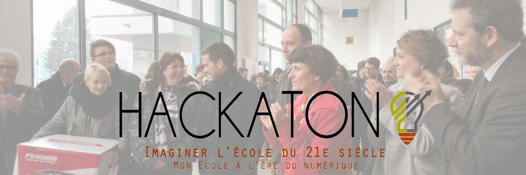 Hackaton 2016 : inventer l'école du 21e siècle