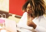 Gaelle Prudencio partage son parcours d'entrepreneure