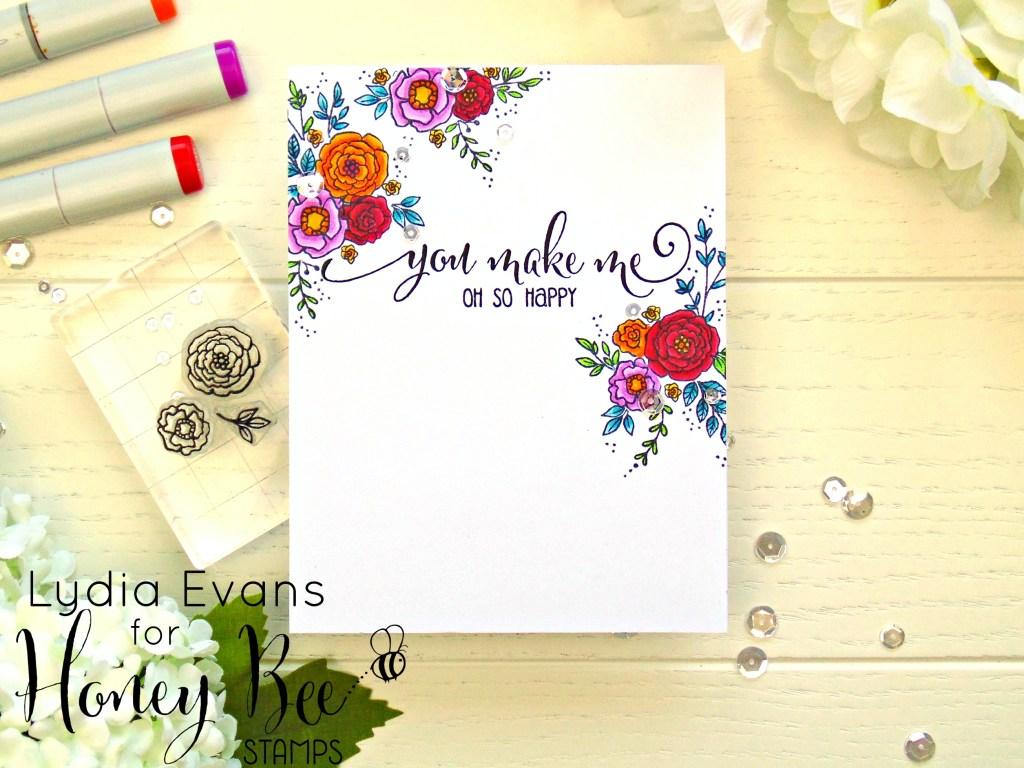 Lydia Evans- Honey Bee happy country wreath_1