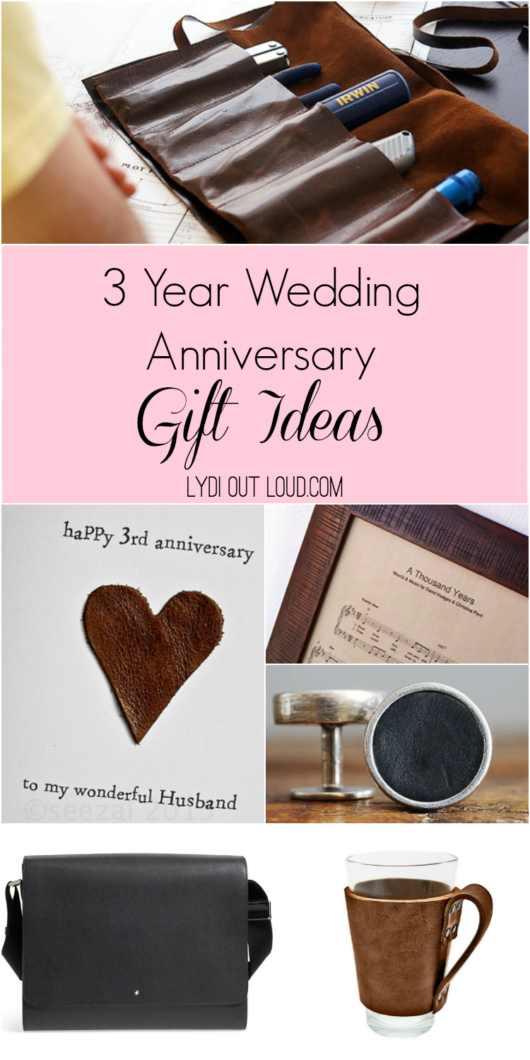 3 Year Wedding Anniversary Gift Ideas For Her - Eskayalitim