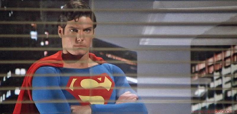 Superman II Richard Donner version Superman calls out Zod