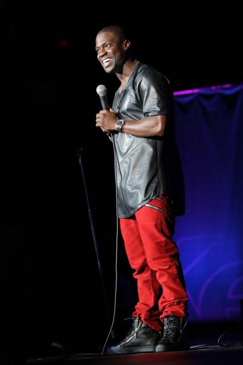 "Kevin Kwan © 2013 Summit Entertainment, LLC. Kevin Hart performs at his ""Let Me Explain"" tour."