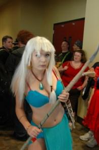 Baltimore Comic Con 2013 - Avatar